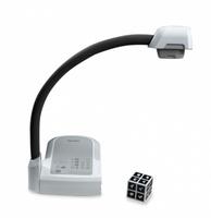 Документ-камера SMART SDC-450Документ-камеры<br>Документ-камера SMART SDC-450 позволяет каждому ученику в подробностях видеть детали опыта, оставаясь на своем месте. Документ-камера SMART SDC-450 не привязана к одному помещению, ее можно транспортировать из класса в класс.Добавляйте реальные объекты в цифровой контент с помощью документ-камеры SMART Document Camera 450. Это отличный способ продемонстрировать, изучить и разобраться с любыми понятиями, включая самые абстрактные и сложные.<br>