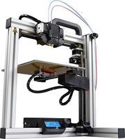 3D Принтер Felix 3.1 с LCD-Дисплеем Один Экструдер3D Принтеры<br>3D Принтер Felix 3.1 с LCD-Дисплеем Один Экструдер:Платформа:&amp;nbsp;с подогревомВес:&amp;nbsp;8.7 кгДисплей:&amp;nbsp;естьКол-во головок: 1Толщина слоя:&amp;nbsp;50 микронСтрана производитель:&amp;nbsp;ГолландияРасходники:&amp;nbsp;ABS-пластик, PLA-пластик, PVA-пластик, HIPS, Нейлон, LAYBRICK&amp;nbsp;Диаметр сопла (мм):&amp;nbsp;0,35Область построения (мм):&amp;nbsp;255 &amp;times; 205 &amp;times; 225<br><br>Область построения (мм): 255x205x225<br>Толщина слоя: 50 микрон<br>Толщина нити: 1,75 мм<br>Расходники: ABS, PLA, PVA, HIPS, Нейлон, LAYBRICK<br>Платформа: с подогревом<br>Страна производитель: Голландия<br>Диаметр сопла (мм): 0,35