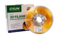 Катушка PLA-пластика ESUN 1.75 мм 1кг., прозрачно-оранжевый (PLA175GO1)Пластик для 3D Принтера<br>Катушка PLA-пластика Esun 1.75 мм 1кг., прозрачно-оранжевый (PLA175GO1):Страна производства:&amp;nbsp;КитайСовместимость:&amp;nbsp;Любые FDM 3D принтерыВысота катушки:&amp;nbsp;68 ммПосадочный диаметр катушки:&amp;nbsp;55 ммВид намотки:&amp;nbsp;Катушка<br><br>Цвет: Оранжевый<br>Тип пластика: PLA<br>Температура плавления: 190 - 220<br>Вес: 1.2 кг<br>Производитель: Esun<br>Рекомендуемая скорость печати: 10<br>Вид намотки: Катушка<br>Посадочный диаметр катушки: 55 мм<br>Высота катушки: 68 мм<br>Вид упаковки: Картонная коробка, герметичный пакет с селикагелем<br>Совместимость: Любые FDM 3D принтеры<br>Страна производства: Китай