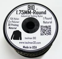 Катушка пластика Taulman 3D Alloy 910 прозрачная 1.75 мм 0,45 кг.Пластик для 3D Принтера<br>Катушка пластика Taulman 3D Alloy 910 прозрачная 1.75 мм 0,45 кг.:Страна производства:&amp;nbsp;СШАСовместимость:&amp;nbsp;Любые FDM 3D принтеры с подогреваемой платформойВысота катушки:&amp;nbsp;70 ммПосадочный диаметр катушки:&amp;nbsp;20 ммТемпература плавления:&amp;nbsp;245<br><br>Цвет: прозрачный, нежно-янтарный<br>Тип пластика: Nylon (Нейлон )<br>Диаметр нити: 1,75 мм<br>Температура плавления: 245<br>Вес: 0.5 кг<br>Производитель: Taulman 3D<br>Рекомендуемая скорость печати: 28<br>Вид намотки: Катушка<br>Посадочный диаметр катушки: 20 мм<br>Высота катушки: 70 мм<br>Вид упаковки: Герметичный пакет с селикагелем<br>Совместимость: Любые FDM 3D принтеры с подогреваемой платформой<br>Страна производства: США<br>Рекомендуемая температура подогрева площадки: 90