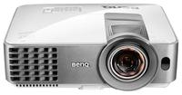 Мультимедиа-проектор BENQ MW632STМультимедийные проекторы<br>Короткофокусный проектор BENQ MW632ST рекомендован для использования в системах домашнего кинотеатра.Особенности BENQ MW632STТехнология DLP отличается высоким уровнем яркости и контрастности.Световой поток составляет 3200 люмен, что позволяет использовать проектор практически при любом освещении.Вертикальная коррекция трапецеидальных искажений составляет +-30 гр, что позволяет устранить нарушения геометрии экрана, если проектор установлен под вертикальным углом.Поддержка технолгии 3D расширяет возможности проектора, позволяет использовать его в рекламных инсталляциях, студиях дизайна, образовательных учреждениях, музеях и выставочных залах, для усиления эффекта от восприятия представленного материала.Наличие встроенных динамиков мощностью 10 Вт позволяют сопровождать презентацию или видеоматериал звуком.Короткофокусный проектор может быть установлен перед интерактивной доской на расстоянии от 0.5 до 1.5 метра. С помощью специального настенного или потолочного крепления проектор может быть закреплен над доской. Установленный таким образом проектор не мешает передвижениям пользователя перед доской и гарантированно застрахован от случайных повреждений.<br><br>Объектив: Короткофокусный<br>Тип устройства: DLP<br>Класс устройства: портативный<br>Рекомендуемая область применения: для домашнего кинотеатра<br>Реальное разрешение: 1280x800