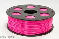 ABS пластик Bestfilament 1.75 мм для 3D-принтеров 1 кг, розовыйПластик для 3D Принтера<br>ABS пластик Bestfilament 1.75 мм для 3D-принтеров 1 кг, розовый:Страна производства:&amp;nbsp;РоссияВид намотки:&amp;nbsp;КатушкаПроизводитель:&amp;nbsp;BestfilamentДиаметр нити:&amp;nbsp;1,75 ммТип пластика:&amp;nbsp;ABS<br><br>Цвет: Розовый<br>Тип пластика: ABS<br>Диаметр нити: 1,75 мм<br>Вес: 1.2 кг<br>Производитель: Bestfilament<br>Рекомендуемая скорость печати: 10<br>Вид намотки: Катушка<br>Страна производства: Россия