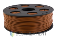 ABS пластик Bestfilament 2.85 мм для 3D-принтеров 1 кг, шоколадныйПластик для 3D Принтера<br>ABS пластик Bestfilament 2.85 мм для 3D-принтеров 1 кг, шоколадный:Страна производства:&amp;nbsp;РоссияВид намотки:&amp;nbsp;КатушкаПроизводитель:&amp;nbsp;BestfilamentДиаметр нити: 2,85 ммТип пластика:&amp;nbsp;ABSВес:&amp;nbsp;1.2 кг<br><br>Цвет: Шоколадный<br>Тип пластика: ABS<br>Диаметр нити: 2,85 мм<br>Страна производитель: Россия<br>Вес: 1,2 кг<br>Производитель: Bestfilament<br>Вид намотки: Катушка<br>Страна производства: Россия