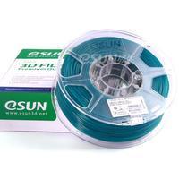Катушка PLA-пластика Esun 1.75 мм 1кг., светящаяся синяяПластик для 3D Принтера<br>Катушка PLA-пластика ESUN 1.75 мм 1кг., светящаяся синяя:Страна производства: КитайСовместимость:&amp;nbsp;Любые FDM 3D принтерыВысота катушки:&amp;nbsp;68 ммПосадочный диаметр катушки:&amp;nbsp;55 ммВид намотки:&amp;nbsp;Катушка<br><br>Цвет: Светящийся синий<br>Тип пластика: PLA<br>Диаметр нити: 1,75 мм<br>Температура плавления: 190 - 220<br>Вес: 1.2 кг<br>Производитель: Esun<br>Рекомендуемая скорость печати: 10<br>Вид намотки: Катушка<br>Посадочный диаметр катушки: 55 мм<br>Высота катушки: 68 мм<br>Вид упаковки: Картонная коробка, герметичный пакет с селикагелем<br>Совместимость: Любые FDM 3D принтеры<br>Страна производства: Китай