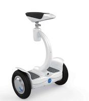 Двухколесный гироцикл Airwheel S8 БелыйГироскутеры<br><br><br>Максимальная скорость: 18 км/ч<br>Дальность пробега на одной зарядке: 25-30 км<br>Размер колес: 10<br>Вес водителя: 100 кг<br>Вес: 14,8 кг<br>Время зарядки: 3 ч