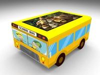 Интерактивный стол Автобус кубик 24Full HD 4 касанияИнтерактивные столы <br>Сферы применения:Детские сады;Школы;Игровые зоны в Банках, Ресторанах, Отелях.Особенности:интуитивно понятный интерфейс;компактные размеры;возможность установки приложений сторонних разработчиков;275 встроенных игр и приложений.Возможно изменение комплектации исходя из ваших желаний и потребностей.<br>