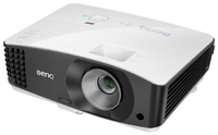 Мультимедиа-проектор BENQ MX704Мультимедийные проекторы<br>Проектор BENQ MX704 рекомендован для установки в учебных аудиториях, конференц-залах, офисах и школах.Особенности Benq MX704Технология DLP отличается высоким уровнем яркости и контрастности.Световой поток составляет 4000 люмен, что позволяет использовать проектор практически при любом освещении.Оптический зум облегчает установку проектора.Вертикальная коррекция трапецеидальных искажений составляет +-30 гр, что позволяет устранить нарушения геометрии экрана, если проектор установлен под вертикальным углом.Наличие горизонтальной коррекции трапеции позволяет откорректировать геометрию, если проектор расположен под боковым углом к поверхности экрана.Поддержка технолгии 3D расширяет возможности проектора, позволяет использовать его в рекламных инсталляциях, студиях дизайна, образовательных учреждениях, музеях и выставочных залах, для усиления эффекта от восприятия представленного материала.Наличие встроенных динамиков мощностью 2 Вт позволяют сопровождать презентацию или видеоматериал звуком.<br><br>Объектив: Стандартный<br>Тип устройства: DLP<br>Класс устройства: портативный<br>Рекомендуемая область применения: для офиса<br>Реальное разрешение: 1024x768