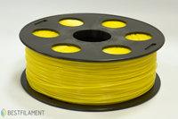 ABS пластик Bestfilament 1.75 мм для 3D-принтеров 1 кг, желтыйПластик для 3D Принтера<br>Катушка ABS пластик Bestfilament 1.75 мм для 3D-принтеров 1 кг, желтый:Страна производства:&amp;nbsp;РоссияВид намотки:&amp;nbsp;КатушкаПроизводитель:&amp;nbsp;BestfilamentДиаметр нити:&amp;nbsp;1,75 ммТип пластика: ABS<br><br>Цвет: Желтый<br>Тип пластика: ABS<br>Диаметр нити: 1,75 мм<br>Вес: 1.2 кг<br>Производитель: Bestfilament<br>Вид намотки: Катушка