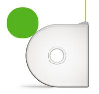 Картридж 3D Systems Cube PLA, зеленыйПластик для 3D Принтера<br>Картридж 3D Systems Cube PLA, зеленый:Страна производства:&amp;nbsp;СШАДиаметр нити:&amp;nbsp;1,75 ммТип пластика:&amp;nbsp;PLAВид упаковки:&amp;nbsp;Картонная коробка<br><br>Цвет: Зеленый, светящийся в темноте<br>Тип пластика: PLA<br>Диаметр нити: 1,75 мм<br>Вес: 1.2 кг<br>Производитель: 3D Systems<br>Вид намотки: Картридж<br>Вид упаковки: Картонная коробка<br>Совместимость: Оригинальный картридж<br>Страна производства: США