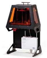3D принтер B9Creations B9Creator3D Принтеры<br>3D Принтер&amp;nbsp;B9Creations B9Creator:&amp;nbsp;  Область&amp;nbsp;печати:&amp;nbsp;10.2 x 7.6 x 20.3 см (1.6 литров)&amp;nbsp;  Расходники:&amp;nbsp;жидкий фотополимер&amp;nbsp;  Толщина слоя: до 25 микрон&amp;nbsp;  Скорость:&amp;nbsp;&amp;nbsp;12-20 мм в час&amp;nbsp;  Разрешение проектора: 1024 x 768&amp;nbsp;  Габариты: 79 x 47 x 30.5 см&amp;nbsp;  Страна производитель: США<br><br>Толщина слоя: 25 микрон<br>Страна производитель: США