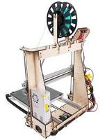 3D принтер Cheap3D v300 KIT3D Принтеры<br>Кол-во экструдеров:&amp;nbsp;1Область построения (мм):300х300х300Толщина слоя: 50&amp;nbsp;микронТолщина нити:&amp;nbsp;1,75 ммРасходники:&amp;nbsp;ABS,HIPS.Nylon,PETG,PLA,PVA,RubberПлатформа:&amp;nbsp;с подогревомСтрана производитель:&amp;nbsp;РоссияГарантия:&amp;nbsp;1 год.<br><br>Кол-во экструдеров: 1<br>Область построения (мм): 300х300х300<br>Толщина слоя: 50 микрон<br>Толщина нити: 1,75 мм<br>Расходники: ABS, HIPS, Nylon, PETG, PLA, PVA, Rubber<br>Платформа: с подогревом<br>Гарантия: 1 год<br>Страна производитель: Россия<br>Диаметр сопла (мм): 0,3<br>Технология печати: FDM