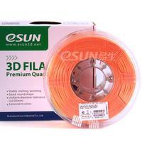 Катушка PLA-пластика Esun 1.75 мм 1кг., оранжевая (PLA175O1)Пластик для 3D Принтера<br>Катушка PLA-пластика ESUN 1.75 мм 1кг., оранжевая (PLA175O1):Страна производства: КитайСовместимость:&amp;nbsp;Любые FDM 3D принтерыВысота катушки:&amp;nbsp;68 ммПосадочный диаметр катушки:&amp;nbsp;55 ммВид намотки:&amp;nbsp;Катушка<br><br>Вес: 1.2 кг<br>Цвет: Оранжевый<br>Тип пластика: PLA<br>Диаметр нити: 1,75 мм<br>Температура плавления: 190 - 220<br>Производитель: Esun<br>Рекомендуемая скорость печати: 10<br>Вид намотки: Катушка<br>Посадочный диаметр катушки: 55 мм<br>Высота катушки: 68 мм<br>Вид упаковки: Картонная коробка, герметичный пакет с селикагелем<br>Совместимость: Любые FDM 3D принтеры<br>Страна производства: Китай
