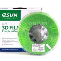 Катушка ABS-пластика Esun 1.75 мм 1кг., светло-зеленая (ABS175V1)Пластик для 3D Принтера<br>Катушка ABS-пластика ESUN 1.75 мм 1кг., светло-зеленая (ABS175V1):Рекомендуемая температура подогрева площадки:&amp;nbsp;95 - 110Страна производства: КитайСовместимость:&amp;nbsp;Любые FDM 3D принтеры с подогреваемой платформойВысота катушки:&amp;nbsp;68 ммПосадочный диаметр катушки:&amp;nbsp;55 ммВнешний диаметр катушки:&amp;nbsp;200 ммВид намотки:&amp;nbsp;Катушка<br><br>Вес: 1.2 кг<br>Цвет: Светло-зеленый<br>Тип пластика: ABS<br>Диаметр нити: 1,75 мм<br>Температура плавления: 220 - 260<br>Производитель: Esun<br>Рекомендуемая скорость печати: 10<br>Вид намотки: Катушка<br>Внешний диаметр катушки: 200 мм<br>Посадочный диаметр катушки: 55 мм<br>Высота катушки: 68 мм<br>Вид упаковки: Картонная коробка, герметичный пакет с селикагелем<br>Совместимость: Любые FDM 3D принтеры с подогреваемой платформой<br>Страна производства: Китай<br>Рекомендуемая температура подогрева площадки: 95 - 110