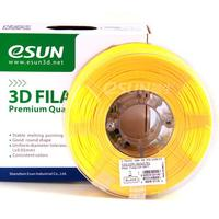 Катушка ABS-пластика Esun 1.75 мм 1кг., желтая (ABS175Y1)Пластик для 3D Принтера<br>Катушка ABS-пластика ESUN 1.75 мм 1кг., желтая (ABS175Y1):Рекомендуемая температура подогрева площадки:&amp;nbsp;95 - 110Страна производства: КитайСовместимость:&amp;nbsp;Любые FDM 3D принтеры с подогреваемой платформойВысота катушки:&amp;nbsp;68 ммПосадочный диаметр катушки:&amp;nbsp;55 ммВнешний диаметр катушки:&amp;nbsp;200 ммВид намотки:&amp;nbsp;Катушка<br><br>Цвет: Желтый<br>Тип пластика: ABS (АБС)<br>Диаметр нити: 1,75 мм<br>Температура плавления: 220 - 260<br>Вес: 1.2 кг<br>Производитель: Esun<br>Рекомендуемая скорость печати: 10<br>Вид намотки: Катушка<br>Внешний диаметр катушки: 200 мм<br>Посадочный диаметр катушки: 55 мм<br>Высота катушки: 68 мм<br>Вид упаковки: Картонная коробка, герметичный пакет с селикагелем<br>Совместимость: Любые FDM 3D принтеры с подогреваемой платформой<br>Страна производства: Китай<br>Рекомендуемая температура подогрева площадки: 95 - 110