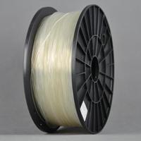 Катушка PLA-пластика Wanhao 1.75 мм 1кг., прозрачная, No. 121Пластик для 3D Принтера<br>Катушка PLA-пластика Wanhao 1.75 мм 1кг., прозрачная, No. 121:Страна производства:&amp;nbsp;КитайСовместимость:&amp;nbsp;Любые FDM 3D принтерыВысота катушки: 80 ммПосадочный диаметр катушки: 40 ммТемпература плавления:&amp;nbsp;190 - 225<br><br>Цвет: прозрачный<br>Тип пластика: PLA<br>Диаметр нити: 1,75 мм<br>Температура плавления: 190 - 225<br>Вес: 1.2 кг<br>Производитель: Wanhao<br>Рекомендуемая скорость печати: 5<br>Вид намотки: Катушка<br>Внешний диаметр катушки: 195 мм<br>Посадочный диаметр катушки: 40 мм<br>Высота катушки: 80 мм<br>Вид упаковки: Картонная коробка, герметичный пакет с селикагелем<br>Совместимость: Любые FDM 3D принтеры<br>Страна производства: Китай