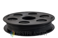 PETG пластик Bestfilament 1.75 мм для 3D-принтеров 0.5 кг черныйPETG<br>Катушка PETG-пластика Bestfilament 1.75 мм 0,5кг. черная:Страна производства:&amp;nbsp;РоссияСовместимость:&amp;nbsp;Любые FDM 3D принтерыВид намотки:&amp;nbsp;КатушкаТемпература плавления: 205 - 235?<br><br>Цвет: Черный<br>Диаметр нити: 1,75 мм<br>Вес: 0,5 кг<br>Производитель: Bestfilament<br>Страна производства: Россия