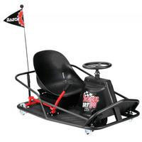 Электро дрифт-карт Razor Crazy Cart XLЭлектротранспорт<br>Мощность 500 WСкорость 27 км/часЗапас хода 50 минВес 50 кг<br><br>Вес: 50 кг