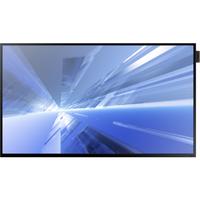 Профессиональная панель Samsung DB32EВстраиваемые сенсорные мониторы<br>Профессиональная панель Samsung DB32E - создана специально для использования в Digital Signage. Дисплей имеет яркость 350 кд/м2, с разрешением Full HD, контрастностью 5000:1 и готов к работе в режиме 16/7. Он отличается гибкостью эксплуатации в зависимости от условий окружающей среды и выполняемых задач.<br><br>Диагональ: 32<br>Разрешение: 1920x1080 Full HD<br>Подсветка: LED<br>Формат: 16:9