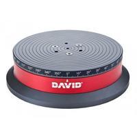 Моторизованный поворотный стол DAVID TT 13D Сканеры<br>Моторизованный поворотный стол DAVID TT 1:Рабочее напряжение: 12ВРабочий ток: 1000 мАНапряжение питания: 230 ВРазмеры: 180x50 ммВес: 1,6 кгВес объекта: до 5 кгМатериал: алюминийCE-Соответствие: ДаRoHS: ДаREACH: Да<br><br>Материал корпуса: алюминий<br>Вес, кг: 1,6<br>Габариты (мм): 180x50<br>Рабочее напряжение: 12В<br>Рабочий ток: 1000 мА<br>Напряжение питания: 230 В