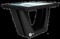 Интерактивный стол NTab V 32 Full HD 6 касанийИнтерактивные столы <br>Сферы применения:Торговые и бизнес центрыГостиницыВыставкиБанки, офисы, представительства компанийМузеиЗалы ожидания вокзалов и аэропортовОсобенности:Стильный и современный дизайн, отлично подходит к любому интерьеруУниверсальный набор мультитач контента, ориентированного на образовательные и развлекательные целиПростая транспортировка и монтажПредельно высокая скорость реакции на касанияИспользуется технология определения касания, исключающая случайные или некорректные срабатыванияУстройство работает под управлением Windows 8.1 ProВозможно изменение комплектации исходя из ваших желаний и потребностей.<br>