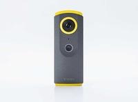 Панорамная экшн камера Detu Twin Панорамные камеры 360°<br>Технические характеристики :Габариты: 120х46х24 (мм.)&amp;nbsp;Вес: 98&amp;plusmn;5 г.Линза: f2/2 FOV 200х2Видео кодек: H.264Формат видео: MP4Разрешение видео: до 3040х1520 30 fpsРазрешение фото:&amp;nbsp;3040х1520Интерфейсы: USB 2.0; Micro HDMI&amp;nbsp;Питание: 5V / 2AБатарея: 1200 mAhВремя работы: 1,5 часаСеть: 802.11 a/b/g/n WiFiХранение данных: Micro SD (до 64 Gb)<br>