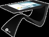 Интерактивный стол NTab S 32 Full HD 6 касанийИнтерактивные столы <br>Сферы применения:Торговые и бизнес центрыГостиницыВыставкиБанки, офисы, представительства компанийМузеиЗалы ожидания вокзалов и аэропортовОсобенности:Стильный и современный дизайн, отлично подходит к любому интерьеруУниверсальный набор мультитач контента, ориентированного на образовательные и развлекательные целиПростая транспортировка и монтажПредельно высокая скорость реакции на касанияИспользуется технология определения касания, исключающая случайные или некорректные срабатыванияУстройство работает под управлением Windows 8.1 ProВозможно изменение комплектации исходя из ваших желаний и потребностей.<br>