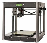 3D принтер 3DQ One3D Принтеры<br>Технология печати: FDMПоддерживаемые материалы: ABS, FLEX, HIPS, Nylon, PLAОбласть печати, мм: 260x240x200Кол-во печатных головок: 1Производитель: 3D QualityСтрана производства: Россия<br><br>Кол-во экструдеров: 1<br>Область построения (мм): 260х240х200<br>Толщина слоя: 50 микрон<br>Толщина нити: 1,75 мм<br>Расходники: ABS, PLA, Neylon, LAYBICK, LAYWOOD<br>Платформа: с подогревом<br>Гарантия: 1 год<br>Страна производитель: Россия