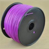 Катушка PLA-пластика Wanhao 1.75 мм 1кг., пурпурная, No. 26Пластик для 3D Принтера<br>Катушка PLA-пластика Wanhao 1.75 мм 1кг., пурпурная, No. 26:Страна производства:&amp;nbsp;КитайСовместимость:&amp;nbsp;Любые FDM 3D принтерыВысота катушки: 80 ммПосадочный диаметр катушки: 40 ммТемпература плавления:&amp;nbsp;190 - 225<br><br>Цвет: Пурпурный<br>Тип пластика: PLA<br>Диаметр нити: 1,75 мм<br>Температура плавления: 190 - 225<br>Вес: 1.2 кг<br>Производитель: Wanhao<br>Рекомендуемая скорость печати: 5<br>Вид намотки: Катушка<br>Внешний диаметр катушки: 195 мм<br>Посадочный диаметр катушки: 40 мм<br>Высота катушки: 80 мм<br>Вид упаковки: Картонная коробка, герметичный пакет с селикагелем<br>Совместимость: Любые FDM 3D принтеры<br>Страна производства: Китай<br>Артикул: УТ000006381