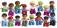 45011 Люди мира DUPLOОбразовательные решения LEGO<br>Возрастная категория:&amp;nbsp;2+Тип кубиков:&amp;nbsp;LEGO&amp;reg; DUPLO&amp;reg;Количество деталей:&amp;nbsp;16<br>
