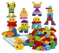 45018 Построй свои эмоцииОбразовательные решения LEGO<br>Возрастная категория: 3-5Тип кубиков:&amp;nbsp;LEGO&amp;reg; DUPLO&amp;reg;Количество деталей:&amp;nbsp;188<br>