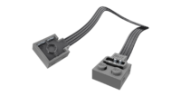 8886 Дополнительный силовой кабель (20 см)Образовательные решения LEGO<br>Возрастная категория:&amp;nbsp;7+Тип кубиков:&amp;nbsp;LEGO&amp;reg; SystemКоличество деталей:&amp;nbsp;1<br>