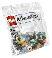 2000715 Набор с запасными частями LE WeDo 2.0Образовательные решения LEGO<br>Возрастная категория: 8+Тип кубиков:&amp;nbsp;LEGO&amp;reg; SystemКоличество деталей:&amp;nbsp;109<br>
