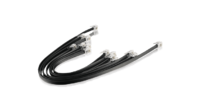 45514 Набор соединительных кабелейОбразовательные решения LEGO<br>Возрастная категория:&amp;nbsp;10-21Количество деталей: 7<br>