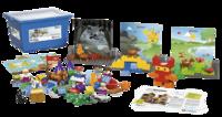 45005 Моя первая история DUPLOОбразовательные решения LEGO<br>Возрастная категория:&amp;nbsp;3-6Тип кубиков:&amp;nbsp;LEGO&amp;reg; DUPLO&amp;reg;Количество деталей:&amp;nbsp;109<br>