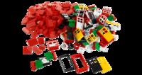 9386 Набор дверей, окон и черепицыОбразовательные решения LEGO<br>Возрастная категория:&amp;nbsp;4+Количество деталей:&amp;nbsp;278<br>