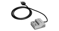 9581 Мультиплексор LEGO USB HubОбразовательные решения LEGO<br>Возрастная категория:&amp;nbsp;7+Тип кубиков:&amp;nbsp;LEGO&amp;reg; SystemКоличество деталей:&amp;nbsp;1<br>