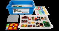 45100 Базовый набор «Построй свою историю»Образовательные решения LEGO<br>Возрастная категория:&amp;nbsp;8+Тип кубиков:&amp;nbsp;LEGO&amp;reg; SystemКоличество деталей:&amp;nbsp;1144<br>