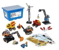 45002 Строительные машины DUPLOОбразовательные решения LEGO<br>Возрастная категория:&amp;nbsp;3-6Тип кубиков:&amp;nbsp;LEGO&amp;reg; DUPLO&amp;reg;Количество деталей:&amp;nbsp;95<br>