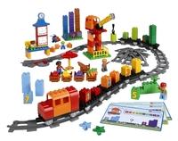 45008 Математический поезд DUPLOОбразовательные решения LEGO<br>Возрастная категория:&amp;nbsp;2-5Тип кубиков:&amp;nbsp;LEGO&amp;reg; DUPLO&amp;reg;Количество деталей:&amp;nbsp;167<br>