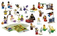 45023 Сказочные и исторические персонажи LEGOОбразовательные решения LEGO<br>Возрастная категория:&amp;nbsp;4+Тип кубиков:&amp;nbsp;LEGO&amp;reg; SystemКоличество деталей:&amp;nbsp;213<br>