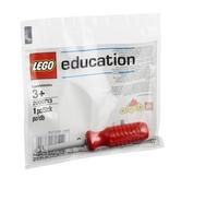 2000713 LE набор с запасными частями ОтверткаОбразовательные решения LEGO<br>Возрастная категория:&amp;nbsp;3+Тип кубиков:&amp;nbsp;LEGO&amp;reg; SystemКоличество деталей:&amp;nbsp;1<br>