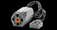 8883 LEGO-мотор PF (средний M)Образовательные решения LEGO<br>Возрастная категория:&amp;nbsp;7+Тип кубиков:&amp;nbsp;LEGO&amp;reg; System and TechnicКоличество деталей:&amp;nbsp;1<br>