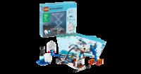 9641 Образовательное решение ПневматикаОбразовательные решения LEGO<br>Возрастная категория:&amp;nbsp;10+Тип кубиков:&amp;nbsp;LEGO&amp;reg; System and TechnicКоличество деталей:&amp;nbsp;31<br>