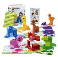 45009 Лото с животнымиОбразовательные решения LEGO<br>Возрастная категория:&amp;nbsp;2+Тип кубиков:&amp;nbsp;LEGO&amp;reg; DUPLO&amp;reg;Количество деталей:&amp;nbsp;49Артикул:&amp;nbsp;45009<br>