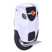 Моноколесо KingSong KS-18A 1680Wh БелыйМоноколесо<br>Макс. скорость 40 км/чДальность 130 кмДиаметр 18Вес 22,3 кг<br><br>Максимальная скорость: 40 км/ч<br>Дальность пробега на одной зарядке: 130 км<br>Размер колес: 18<br>Вес водителя: 120 кг<br>Вес: 22.3 кг<br>Время полной зарядки: 6