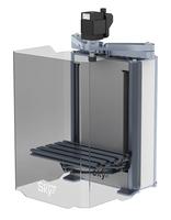 3D принтер SkyOne Черный корпус +гравер3D Принтеры<br>Технология:&amp;nbsp;FDM&amp;nbsp;Толщина слоя: 100 микрон&amp;nbsp;Количество экструдеров:&amp;nbsp;1&amp;nbsp;Размер области построения:&amp;nbsp;140x190x200&amp;nbsp;мм&amp;nbsp;&amp;nbsp;Диаметр стандартного сопла:&amp;nbsp;0,4 мм&amp;nbsp;Диаметр филамента:&amp;nbsp;1,75 мм&amp;nbsp;Типы пластика:&amp;nbsp;PLA, ABS,&amp;nbsp;SBS, RUBBER, FLEX.Максимальная температура хотэнда:&amp;nbsp;260&amp;deg;C&amp;nbsp;Максимальная температура столика:&amp;nbsp;110&amp;deg;C&amp;nbsp;Максимальная скорость печати: 120 мм/с<br><br>Кол-во экструдеров: 1<br>Область построения (мм): 140x190x200<br>Толщина слоя: 100 микрон<br>Толщина нити: 1,75 мм<br>Расходники: ABS,PLA, Flex,<br>Платформа: с подогревом<br>Гарантия: 12 месяцев<br>Страна производитель: Россия<br>Диаметр сопла (мм): 0,4<br>Скорость печати: 200 мм/с<br>Технология печати: FDM