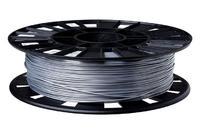 Катушка Flex пластик Rec 2.85 мм СеребристыйПластик для 3D Принтера<br>Катушка Flex пластик Rec 2.85 мм Серебристый:Диаметр нити:&amp;nbsp;2.85 ммВес: 500 гРекомендуемая скорость печати:&amp;nbsp;5 - 30 мм/сТемпература стола:&amp;nbsp;100 - 120&amp;deg;С<br><br>Вес: 0,5 кг<br>Цвет: Серебристый<br>Диаметр нити: 2.85 мм<br>Длина: 71 м<br>Рекомендуемая скорость печати: 5 - 30 мм/с<br>Упаковка: 210х225х70 мм<br>Температура стола: 80 - 120°С<br>Температура сопла: 230 - 250°С