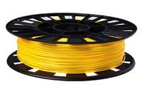 Катушка Flex пластик Rec 2.85 мм ЖелтыйПластик для 3D Принтера<br>Катушка Flex пластик Rec 2.85 мм Желтый:Диаметр нити:&amp;nbsp;2.85 ммВес: 500 гРекомендуемая скорость печати:&amp;nbsp;5 - 30 мм/сТемпература стола:&amp;nbsp;100 - 120&amp;deg;С<br><br>Вес: 0,5 кг<br>Цвет: Желтый<br>Диаметр нити: 2.85 мм<br>Длина: 71 м<br>Рекомендуемая скорость печати: 5 - 30 мм/с<br>Упаковка: 210х225х70 мм<br>Температура стола: 80 - 120°С<br>Температура сопла: 230 - 250°С