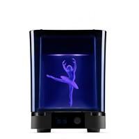 Formlabs камера УФ-отверждения Form CureАксессуары для 3D принтеров<br>Максимальная температура рабочей жидкости :&amp;nbsp;&amp;nbsp;80 С;Скорость вращения поворотного стола:&amp;nbsp;1 об/мин;Источник света:&amp;nbsp;13 Уф-светодиодов &amp;lambda; 405&amp;nbsp;нм;Совместимый материал:&amp;nbsp;Фотополимерная смола;Время отверждения:&amp;nbsp;1-60 минут.Полезная нагрузка на поворотный стол (макс.):&amp;nbsp;1,5 кг;<br>