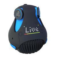 Панорамная экшн камера GIROPTIC 360CAM Панорамные камеры 360°<br>Видео:&amp;nbsp;2048&amp;times;1024FPS:&amp;nbsp;30 кадров в секундуФото:&amp;nbsp;4096&amp;times;2048Аудио:&amp;nbsp;Stereo, 3 встроенных микрофонаБатарея:&amp;nbsp;1180mAhПамять:&amp;nbsp;встроенной нет; поддержка microSDВес:&amp;nbsp;180 грамм<br><br>Вес:: 180 грамм<br>Видео:: 2048?1024 FPS: 30 кадров в секунду<br>Фото:: 4096?2048<br>Батарея:: 1180mAh<br>Память:: встроенной нет; поддержка microSD